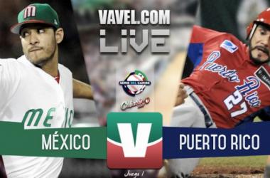 México inicia la Serie del Caribe con triunfo ante Puerto Rico