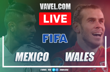 Wales 1-0 Mexico: LIVE Stream Online and Friendly Updates