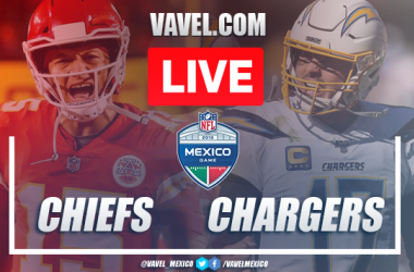 Highlights and Touchdowns: Kansas City Chiefs 24-17 Los Ángeles Chargers, 2019 NFL