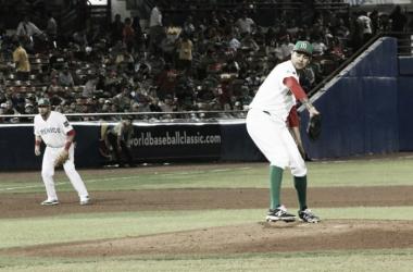 Alejandro Soto guió a México al triunfo. (Foto: Facebook Charros de Jalisco)