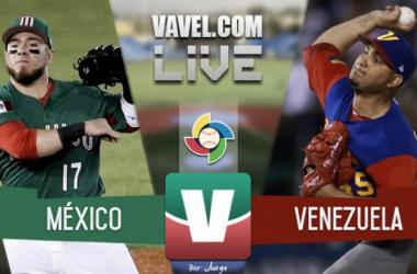 Resultado y Vídeos del México 11-9 Venezuela en Clásico Mundial de Beisbol 2017