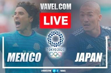 Gols e melhores momentos para Japão 2x1 México pelas Olimpíadas de Tóquio