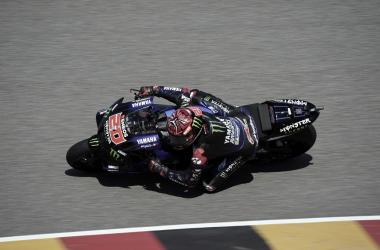 Fabio Quartararo / Fuente: Yamaha MotoGP