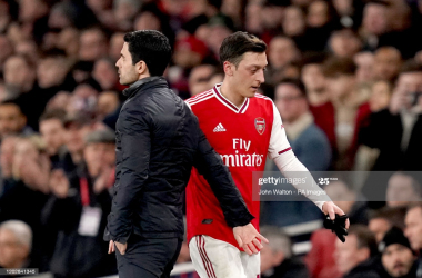 Opinion: Mesut Özil is being unfairly treated