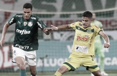 Mirassol vence Palmeiras em pleno Allianz Parque e complica Verdão no Paulistão 2021