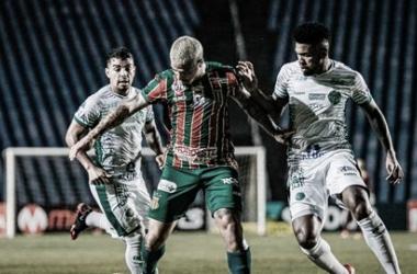 Em jogo de seis pontos, Guarani supera Sampaio Corrêa e encosta no G-4