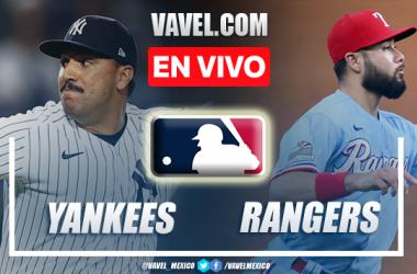 Resumen del New York Yankees 7-1 Texas Rangers en MLB 2021
