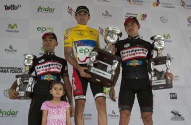 Vuelta a Colombia 2014: De Bucaramanga a Medellín