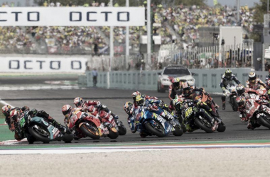 GP de Misano 2019. Foto: motogp.com