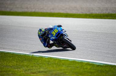 Suzuki en Austria, apuntando a la victoria