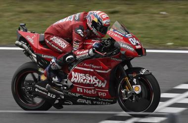 Gran Premio de Qatar./ Foto: Ducati.com