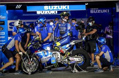 Joan Mir, vigente Campeón del Mundo de MotoGP. | FOTO: www.suzuki-racing.com