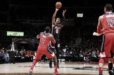 Josh Richardson. Fonte: NBA.com/Twitter