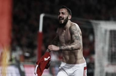 Benfica: A falta que ele faz (Foto: SLBenfica.pt)