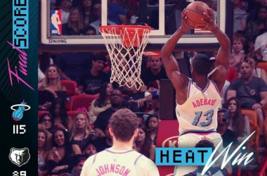 Foto: Instagram Oficial Miami Heat