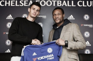 Picture source: Chelsea's official website