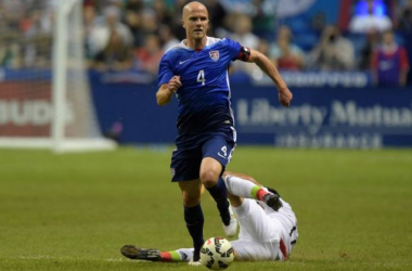 Score United States - Panama In Gold Cup 2015 Group A (1-1)