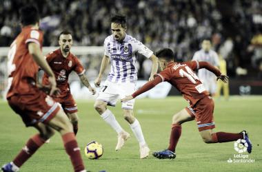Míchel se encuentra rodado de rivales | LaLiga