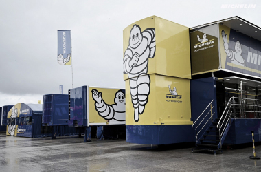Michelin está listo para la primera cita de MotoE