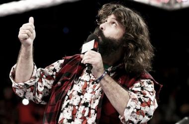 Mick Foley may be returning to Monday Night Raw (image: 411mania.com)