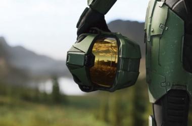 Imagen exclusiva del Halo Infinite en la conferencia de Microsoft E3   Youtube.com