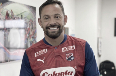 Matías Mier es nuevo jugador de Independiente Medellín