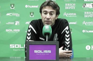 """Miguel Falcón: """"El Fabril va ir a por todas. Van a querer quedar campeones"""""""