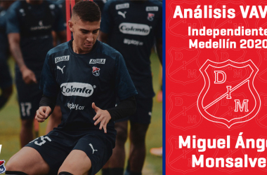 Análisis VAVEL, Independiente Medellín 2020: Miguel Monsalve