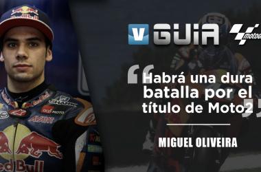 Guía VAVEL Moto2 2018: Miguel Oliveira, el contrapunto de la orquesta