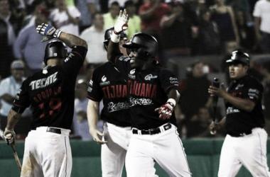 Festejo taurino. (Foto: Liga Mexicana de Béisbol)