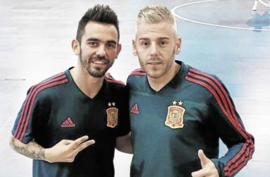 ElPozo Murcia recupera a los internacionales para afrontar el partido ante el Barcelona Lassa