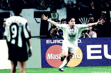 Mijatovic abrió la veda para ser campeones de 1998. Fuente: RealMadrid.com
