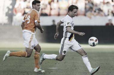 Summary Los Angeles Galaxy 1-0 Houston Dynamo in MLS 2016