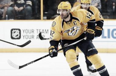 Mike Fisher se retira definitivamente de la NHL