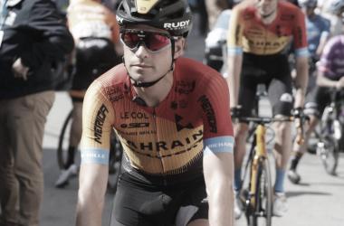 MIkel Landa se marca el Tour de Francia como gran objetivo