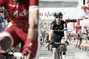 Mikel Nieve ha crecido profesionalmente en Team SKY | Foto: Victor Sierra - VAVEL