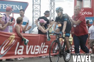 Mikel Nieve ve recompensada su buena Vuelta