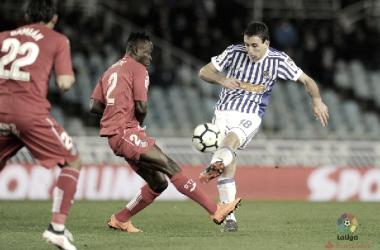 Mikel Oyarzabal es uno de los estandartes de la sub21 española. Foto: La Liga