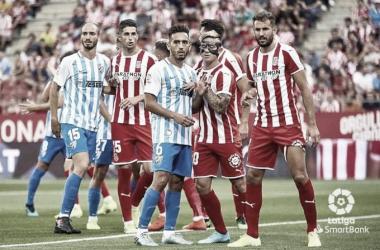Análisis del rival, Málaga CF vs Girona FC