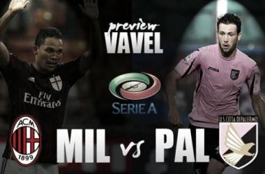 AC Milan - Palermo Preview: Milan hoping to kick on after poor start