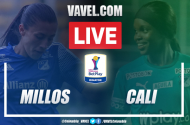 Resumen Millonarios vs Cali por la Liga BetPlay Femenina (3-1)