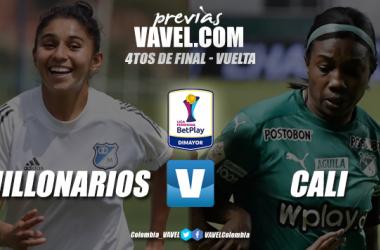 Previa Millonarios vs Deportivo Cali: a 90' de conocer a las semifinalistas