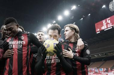 Divulgação/AC Milan
