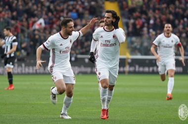 Serie A - Un tempo a testa per Udinese e Milan, finisce in paritá (1-1)