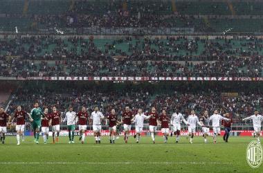 AC Milan (Twitter)