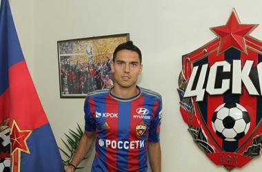 El CSKA incorpora a Milanov y Zuber