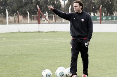El Mariscal trabaja en su once ideal | Foto: Fútbol Para Todos