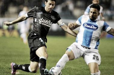 Racing Club - Atlético de Rafaela: puntuaciones de la 'Crema'