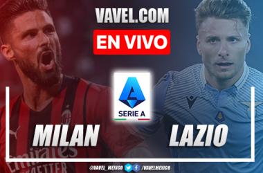 Goles y resumen del AC Milán 2-0 Lazio en Serie A 2021