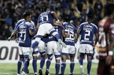 Millonarios debutó con victoria en la Copa Sudamericana